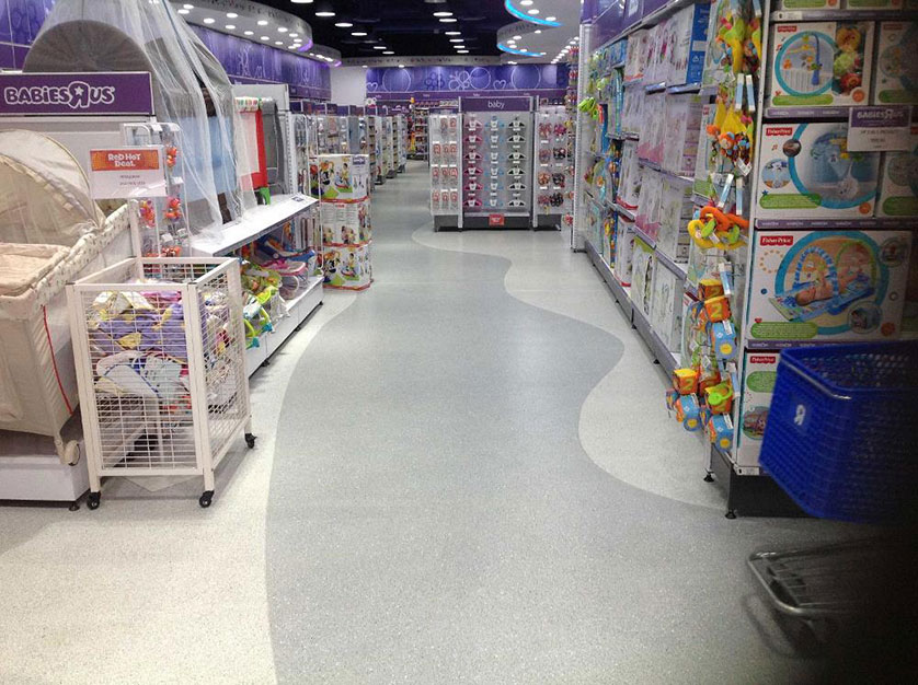 Flooring specialist Polyflor SA has noticed a marked increase in the number of shops and retail environments selecting vinyl and luxury vinyl tiles (LVTs) as their flooring option of choice.
