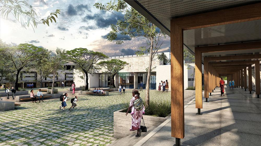 TATU CITY Education Village for Crawford International