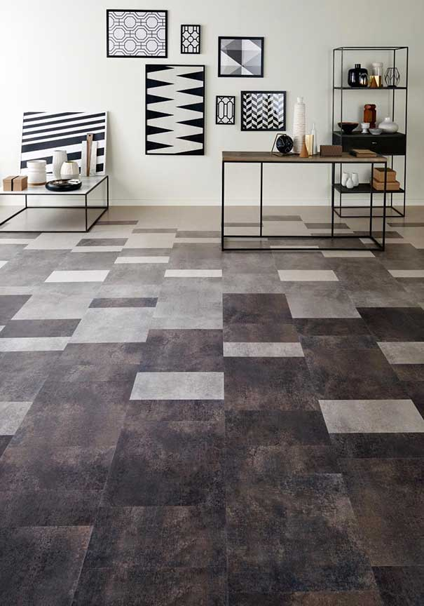 Cape Town-based Evalution Flooring is the first and only company in Africa to have achieved Global GreenTag certification on 3 ranges of their innovative vinyl tiles.