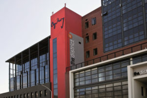 Growthpoint Properties has successfully taken a sizeable South African commercial building, The District, in the heart of Woodstock in Cape Town, completely off the municipal water grid.