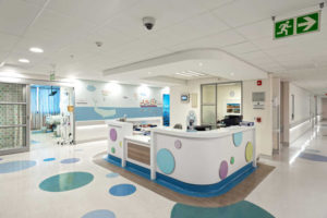 Saint-Gobain Gyproc was contracted to stipulate product and fit-out specifications for the interior construction of the recently relocated Netcare Christiaan Barnard Memorial Hospital.
