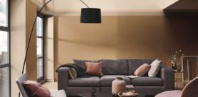 Dulux has identified one hero paint colour that perfectly encapsulates and expresses our collective living spaces today: Creme Brulee.