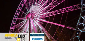 Platinum sponsor Philips Lighting South Africa are showcasing a range of advanced lighting systems
