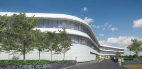 Capitec Bank has unveiled the design of its new head office in Stellenbosch, designed by leading South African architecture studio, dhk.