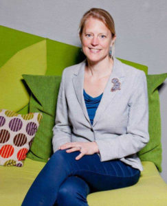 Marloes Reinink, founder of Solid Green Consulting