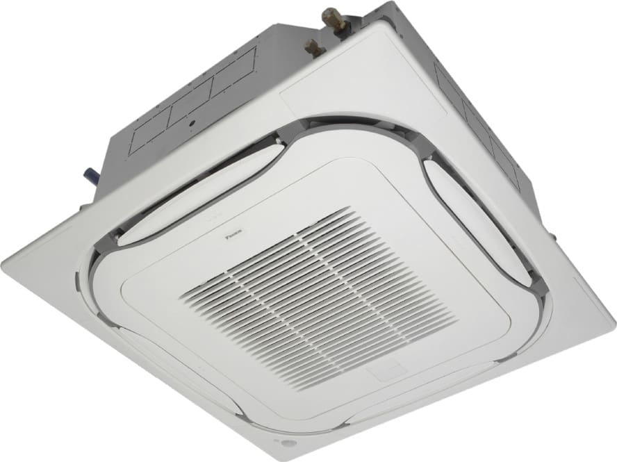 Daikin South Africa has launched a new SkyAir system cassette variant for light commercial applications with a significantly reduced carbon footprint.