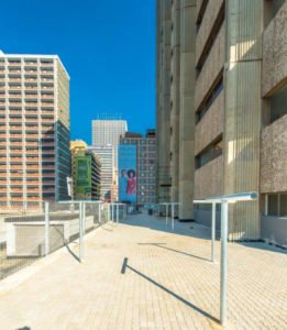 The conversion of the former ANC Shell House headquarters into a 563-unit residential development has played an important role in the rejuvenation of the Johannesburg inner city.