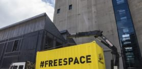 #FREESPACE, a programme of talks, debate and performance, hosted at the Zeitz MOCAA until 17 February, shining the spotlight on the notion of public space.