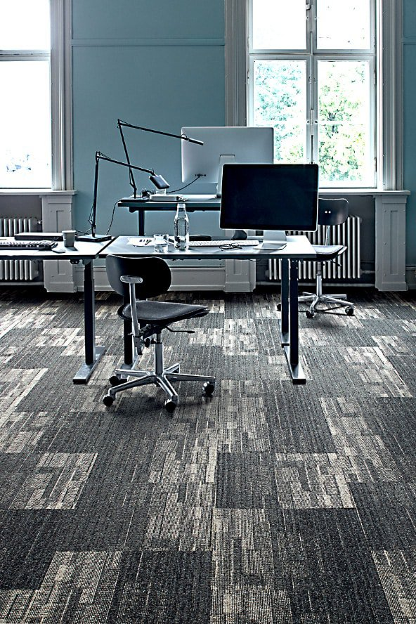 KBAC Flooring has launched the Interface Works Collection, a new innovative range of affordable