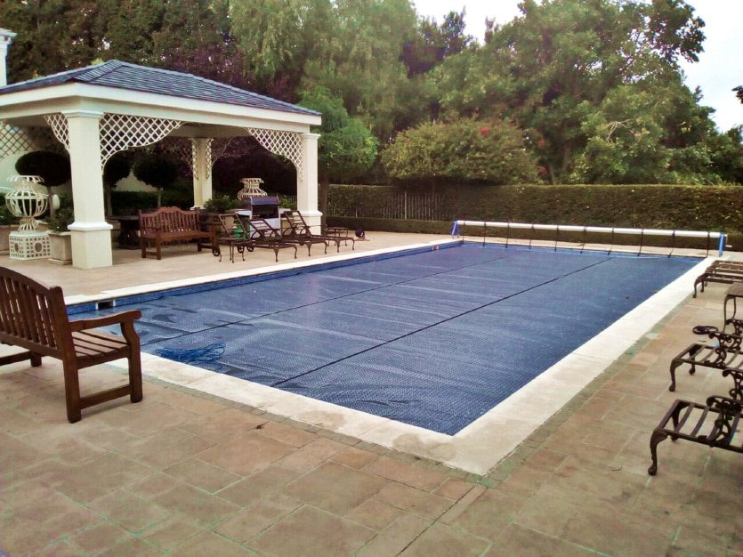 The EnergyGuard GeoBubble cover and the Energy-saving Solid Safety Cover from PowerPlastics Pool Covers have been designed specifically to reduce water, power and chemical consumption.