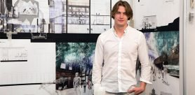 Riaan Huiskens from the Nelson Mandela University is the 32nd winner of the Corobrik Architectural Student Award.