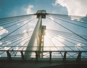 The major advantage of steel bridges is that they are considerably faster to complete, with fewer logistical challenges, says SAISC.