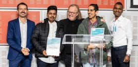Two SA teams will compete on the global stage at the 15th Saint-Gobain Multi Comfort Student Contest.