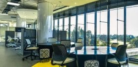 The GE Africa Innovation Centre (GEAIC) in Melrose Estate, Johannesburg, has received a top sustainability accreditation from both South Africa and the US.
