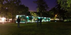 Designers, architects, light and sound artists – as well as students and institutions – are invited to submit expressions of interest for projects at the Spier Light Art Festival before 3 June 2019.