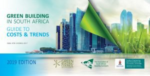 The Green Building Council of South Africa (GBCSA), the Association of South African Quantity Surveyors (ASAQS), and the University of Pretoria's (UP) Faculty of Engineering, Built Environment and Information Technology recently launched the 2019 edition of Green Building in South Africa: Guide to Costs & Trends.