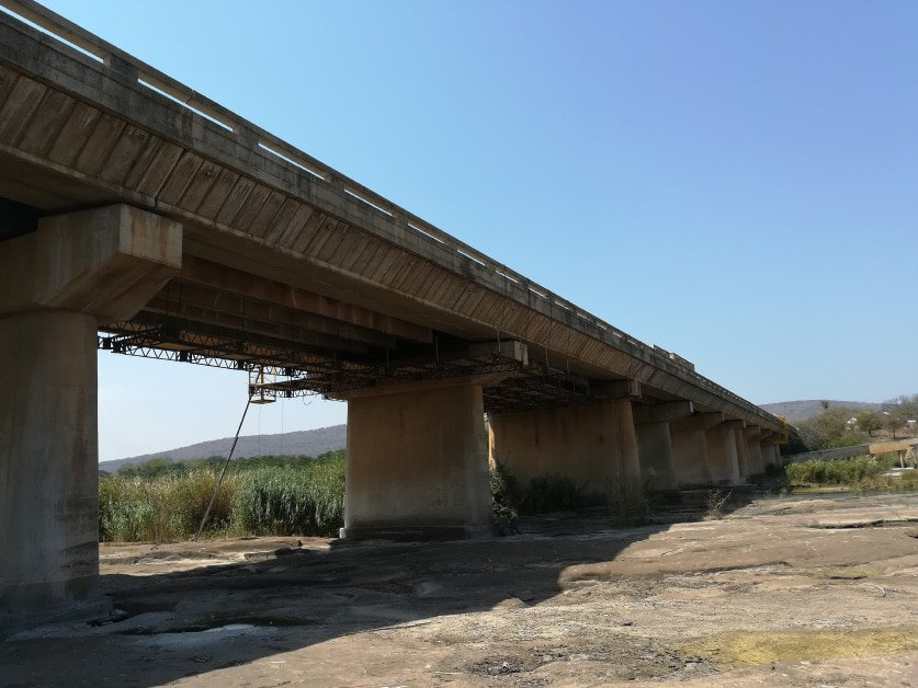 Sika's specialised products were specified for the rehabilitation of the Komati River Bridge on the N4 Toll Route.