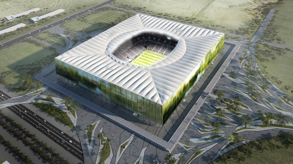 Boogertman + Partners has been shortlisted in the World Architecture Festival 2019 Future Competition category for its New Cairo Capital City Stadium competition proposal.