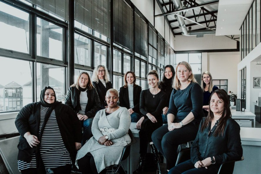 dhk Architects celebrates Women's Month highlighting the formidable women at the helm of the studio.
