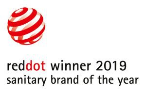 Global sanitary brand GROHE has won a Red Dot Award for Brands & Communication Design 2019 for the best brand in an industry.
