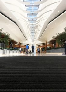 MATCO commercial entrance matting systems offer a stylish range of flooring products to create impressive entrances in a wide range of buildings.