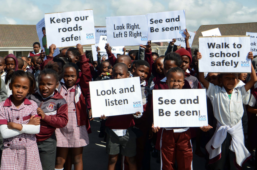 Child safety advocacy organisation Childsafe has partnered with UNICEF and the University of Cape Town to launch of a new three-day short course on designing safer cities for children between 28 and 30 October.