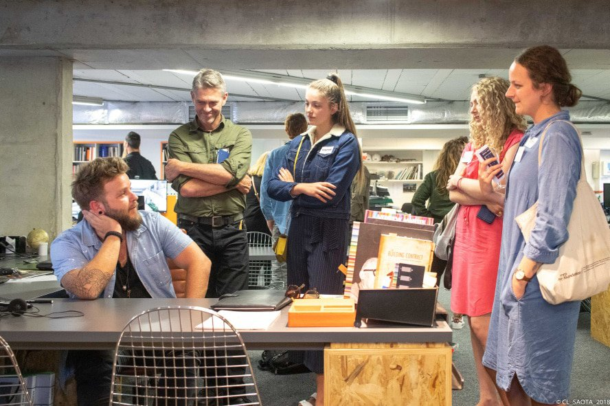 Open Studios returns to Cape Town once again, with 17 architecture studios across the city opening their doors to the public on Wednesday 23 and Thursday 24 October 2019.