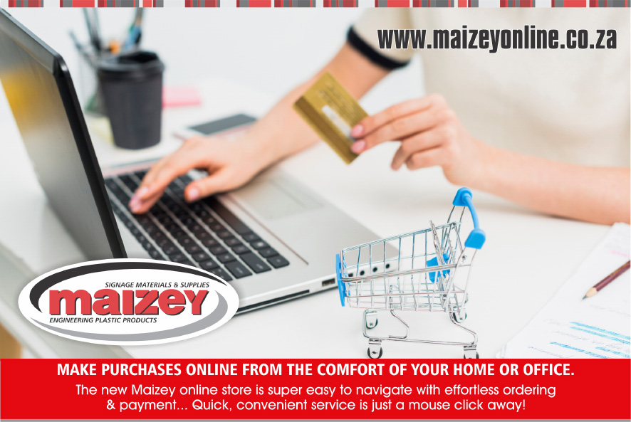 """Maizey Plastics (Pty) Ltd has announced the launch of a new online store, initially catering for """"business to consumer"""" transactions with full """"business to business"""" integration planned for the next phase."""