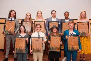 The winners of the 27th annual PG Bison 1.618 Education Initiative were recently announced at a gala event at the Apartheid Museum in Johannesburg.