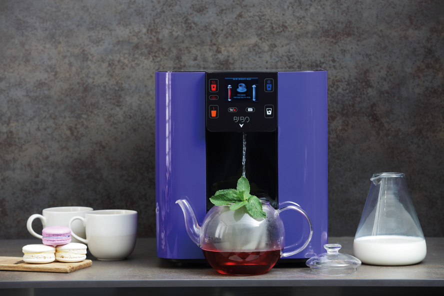 Introducing the BIBO bar: your instant, all-in-one, kettle, water cooler and filter.
