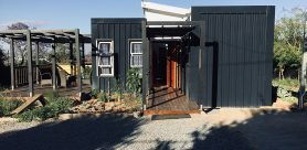 Kashief Schroeder – co-founder and owner of Container Container Intermodal Trading CC (CIT) – shares his top tips on building a container home.