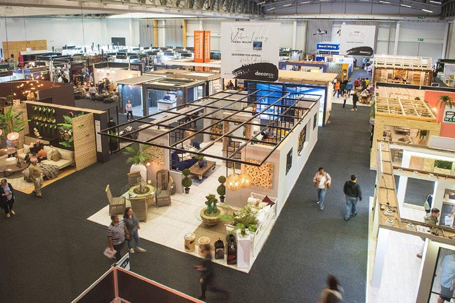 A virtual expo experience will replace this year's physical shows of Decorex Joburg and 100% Design South Africa.