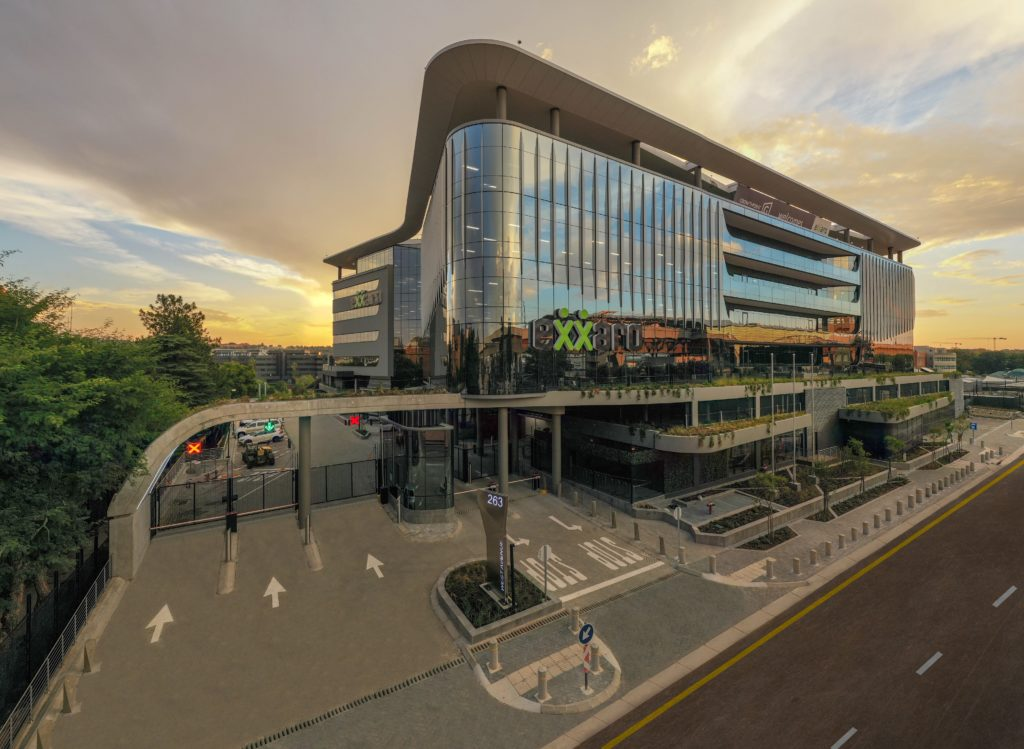 Growthpoint's head office development for Exxaro receives Africa's first WELL certification.