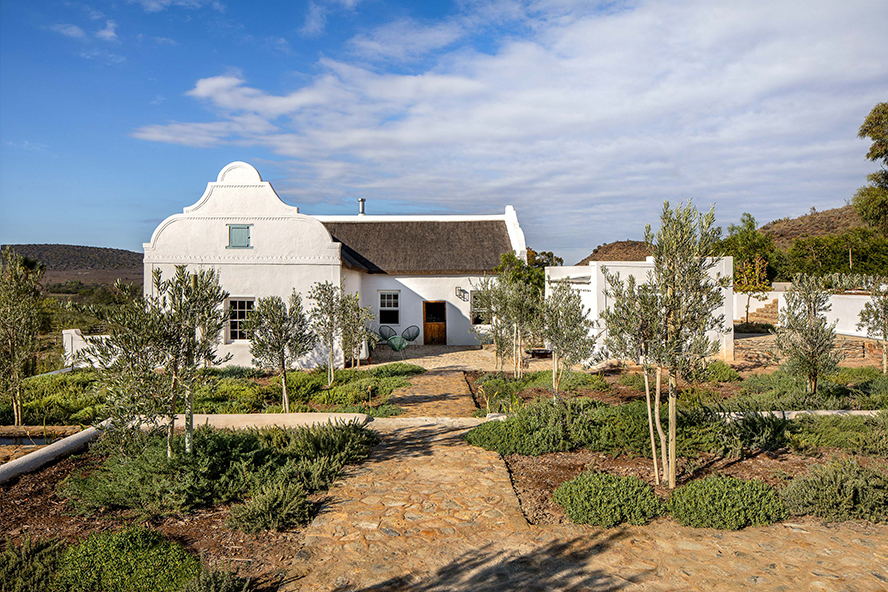 SAOTA and Jaco Booyens Architect have won gold at the International Domus Restoration and Conservation Awards for the restoration of heritage buildings on Buffelsdrift Farm in the Klein Karoo.