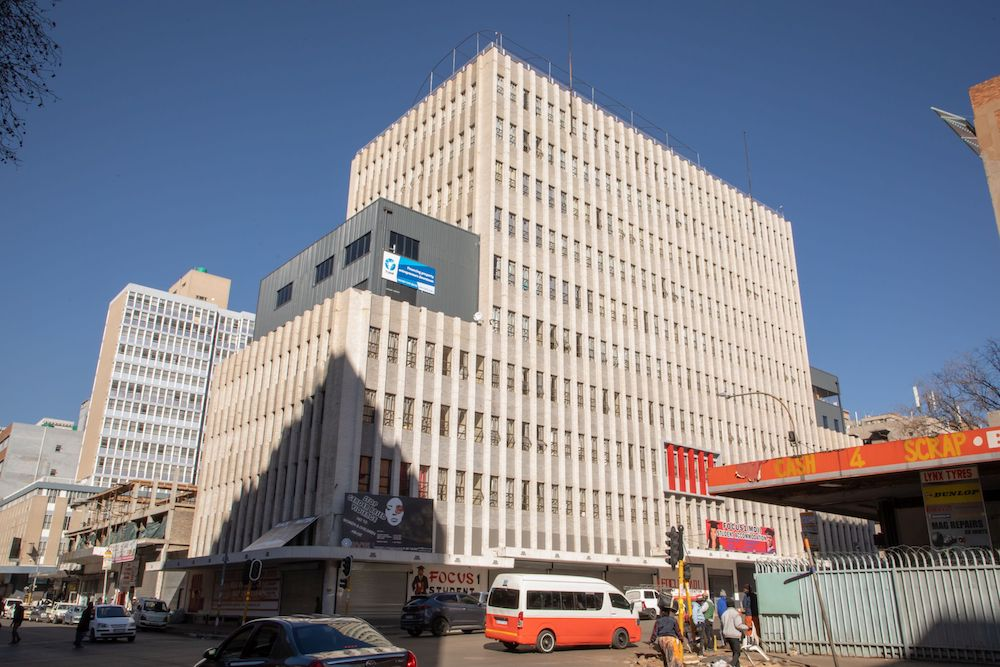 The Cape York building in Johannesburg's CBD has risen from the ashes to fulfil its potential.