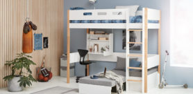 Modern Danish children's furniture brand FLEXA has launched in South Africa.