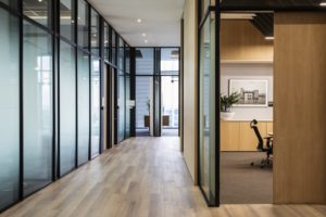 Paragon Interface completes multi-company fit-out at 1 Park Lane.