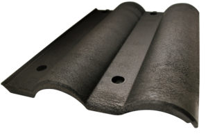 The roof tile innovation that will recycle 29 million plastic bottles per year…