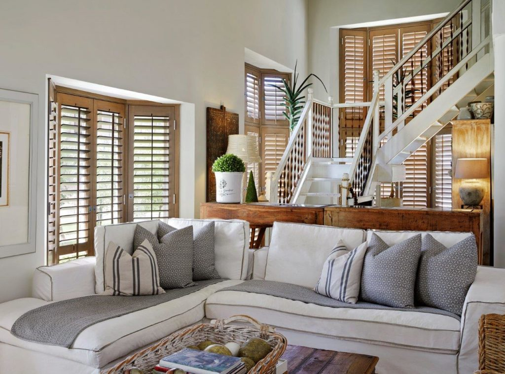 There are many factors to consider when deciding which design of shutter would best complement one's home.