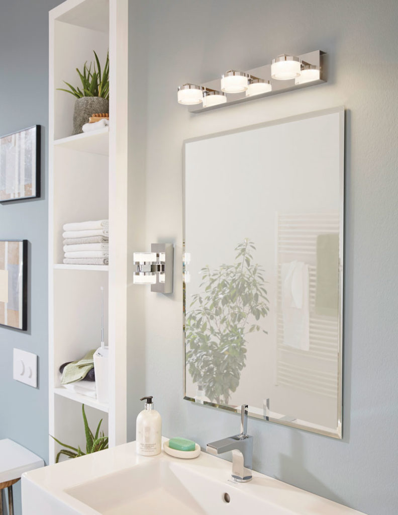 Take your bathroom's lighting from drab to fab with Eurolux Lighting's tips for lighting your bathroom.