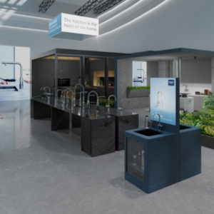In a ground-breaking, first-of-its-kind offering in Africa, GROHE products can now be experienced first-hand at GROHE's virtual showroom.