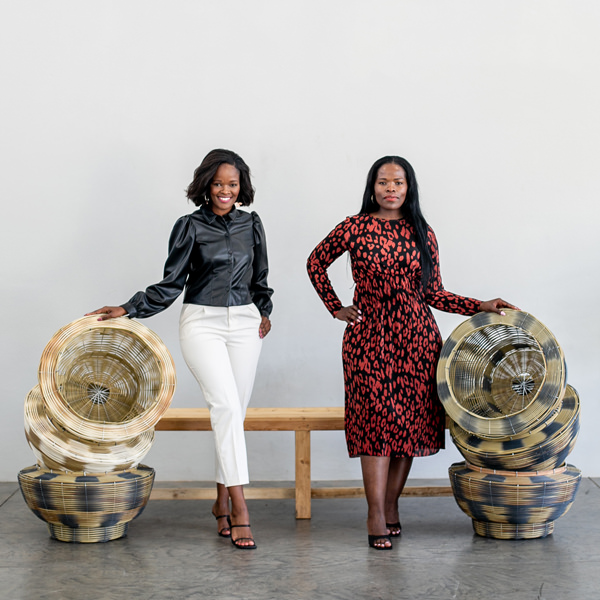 South African décor brand Mo's Crib has partnered with US global retail giant Crate and Barrel.